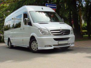 Аренда микроавтобусов с водителем в Сочи