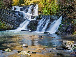 Экскурсия Змейковские водопады Сочи