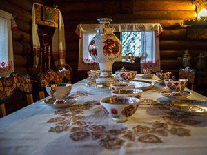 Экскурсия Чайные домики