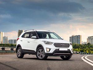 Hyundai Creta прокат без водителя в Сочи