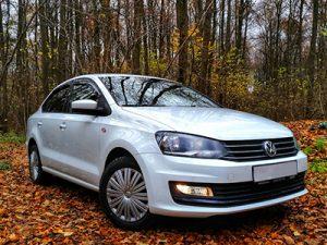 Volkswagen Polo прокат без водителя в Сочи